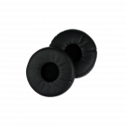 Image of EPOS | Sennheiser HZP 29 Leatherette Ear Pads for DW and MB Pro 1, 2 (pack 2) showing the comfortable leather ear pads.