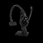 Image of EPOS Sennheiser IMPACT MB Pro 1 UC ML Bluetooth Headset placed on the base.