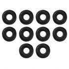 Jabra King Size Leatherette Ear Cushions for Biz1500, Pack10