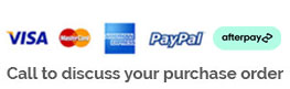 We Accept These Payments